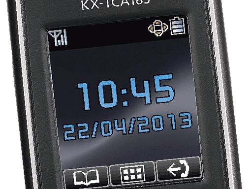 Panasonic LCD Display