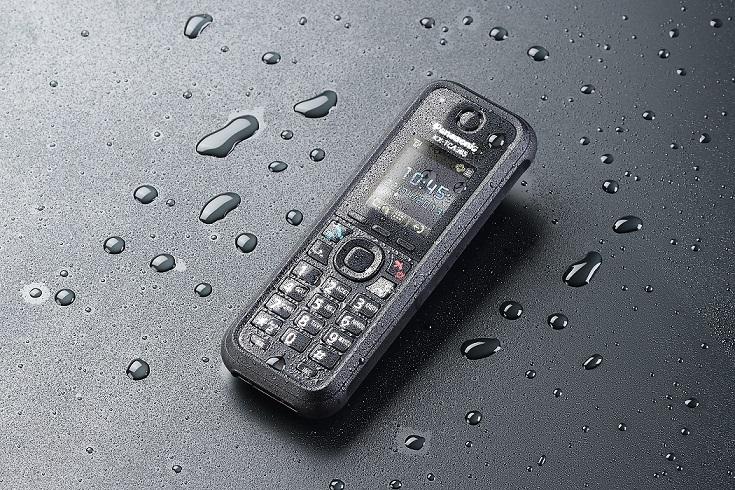 KX-TCA385 Splash Resistant