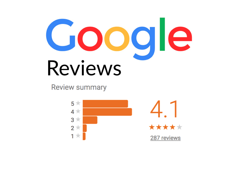 Google Reviews for Search Engine Ranking