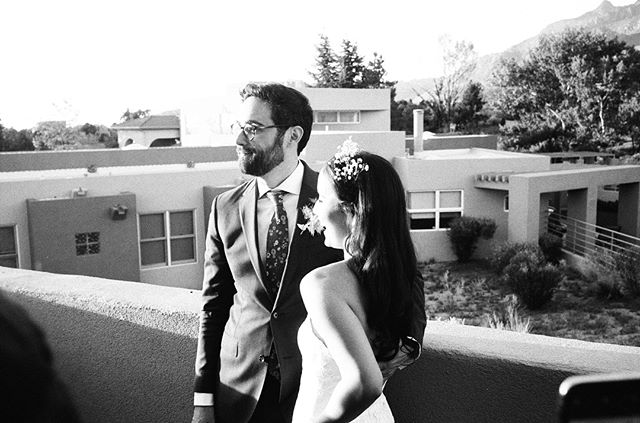 @patr1ck took these at our wedding with his M7 on Neopan 400 and I love them x 10000!!!💕🙏🏻✨ #alexandrewabq