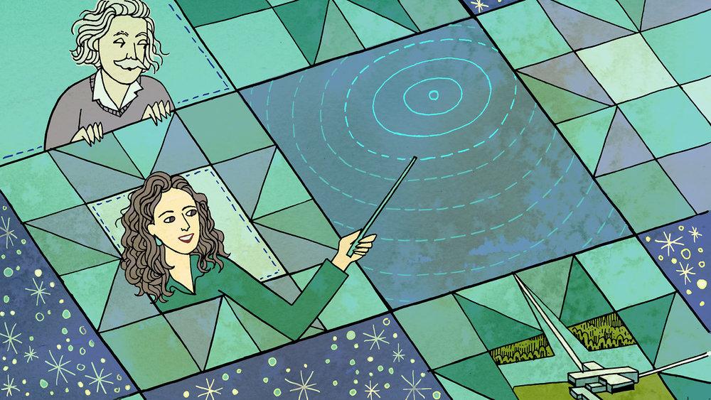 Illustration by Sandbox Studio, Chicago with Corinne Mucha