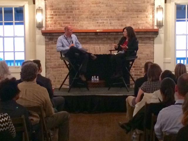 Anita Zucker interviewed by Harbor Co-founder Patrick Bryant