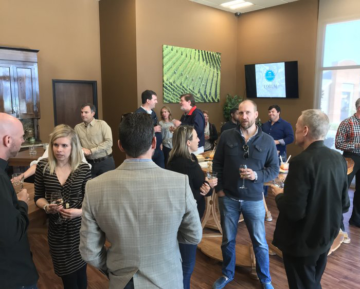 Made Entrepreneur - We host these private gatherings in the spring and fall every year at various locations. Made Entrepreneur Gatherings are invitation-only and allow entrepreneurs from our region to come together and meet over drinks and hors d'oeuvres. Gatherings are always held on a weekday at 4 PM. We generally look to invite founders with companies that exceed $250K in revenue annually and have at least 3 employees.