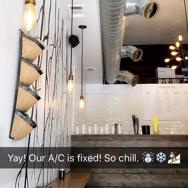 Staying super cool this holiday weekend with our AC Fix.  Come Home Soon! . . (Not pictured @blakemountbeard dabbing) . . . . #homebrewedbar#welcomehome#pasadena#coldbrew#coffee#coldbrewcoffee#tea#milktea#coffeeandtea#oldpas#coffeetime#coffeebreak#boba#onlyinoldpas#homesweethome#homeawayfromhome#summer#cool#AC#aircon