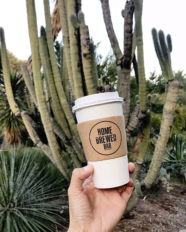 Friday ✔️ Dirty Chai Latte ✔️ Favorite Place to start our weekend ✔️ #californiachristmas #welcomehome