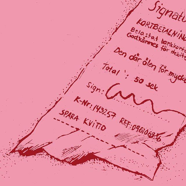 När jag är med dig blir jag så nervös att jag signerar med mitt EKG