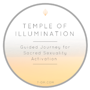 Guided Journey for Sacred Sexuality Activation
