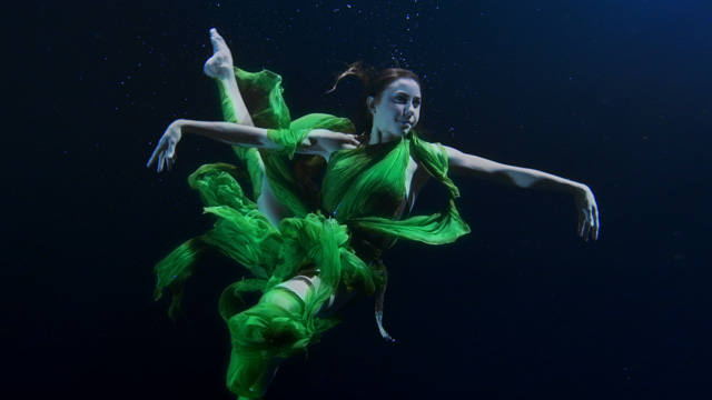 NOSTE – AN UNDERWATER DANCE
