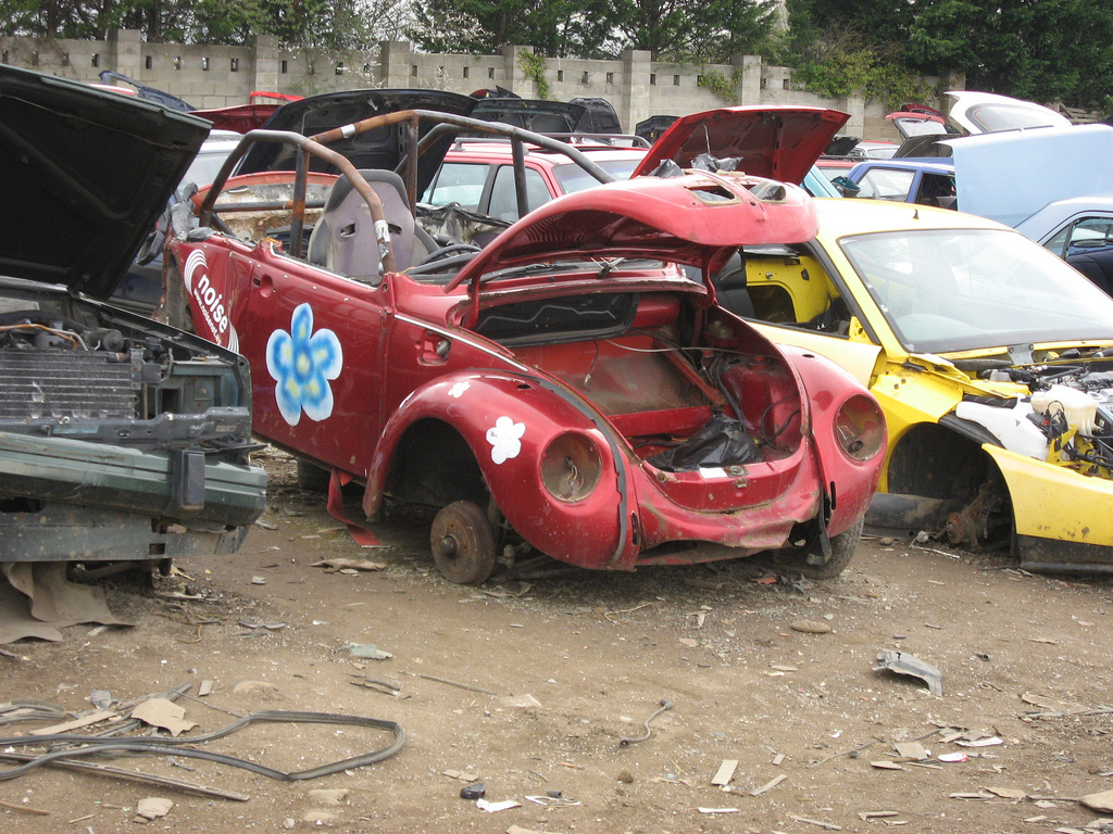 A2B RECOVERY & SCRAP CAR COLLECTION