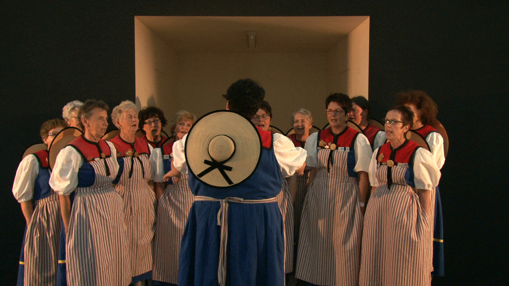 The Democratic Set: Living Traditions Fribourg 2016