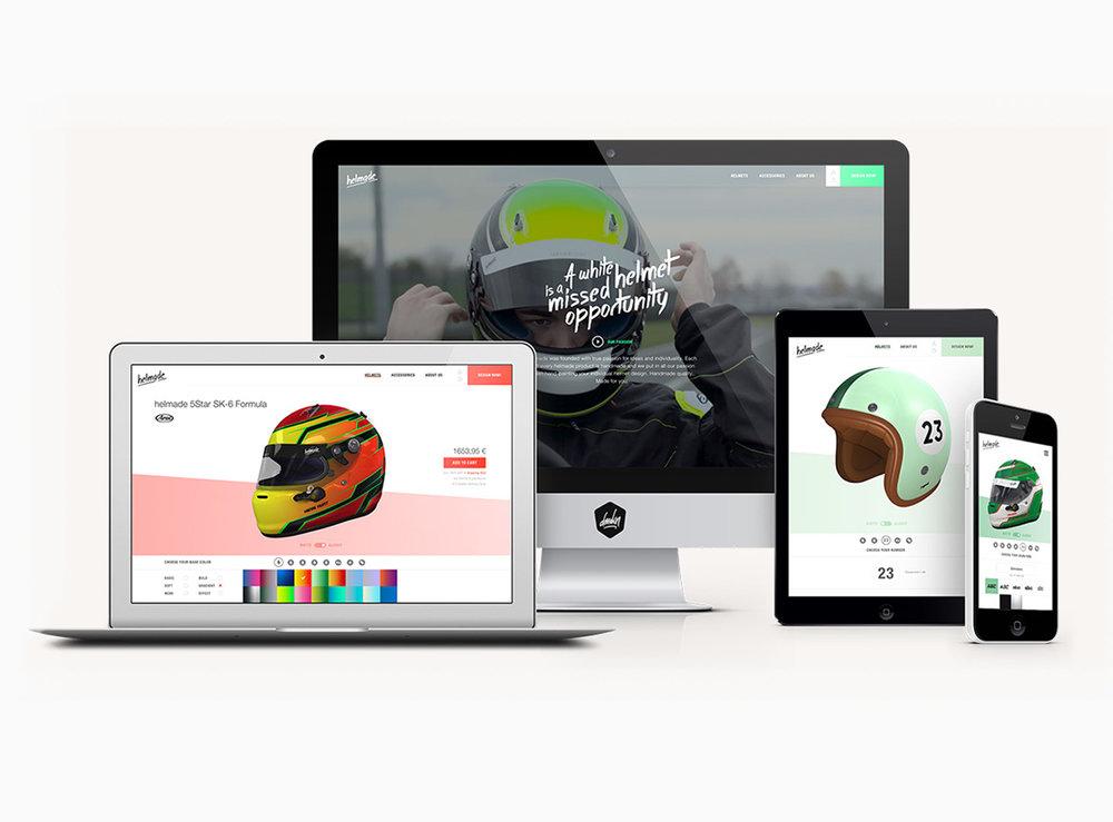 Helmade Webshop