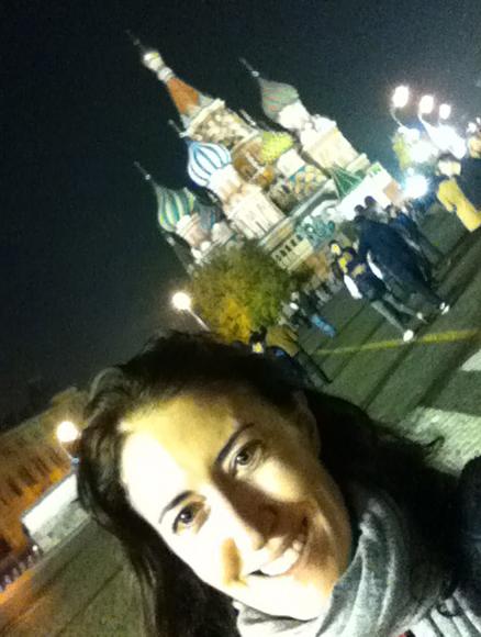 Fiona Roberton Red Square