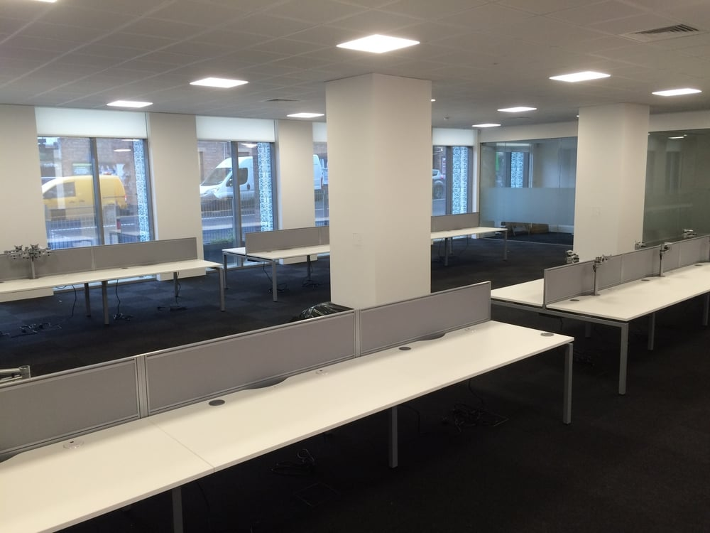Office Desks Belfast | Business Desk | Office Tables ...