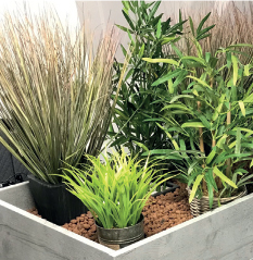 Sloped Tops Or Planters
