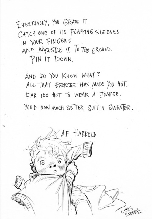 Poetry Af Harrold