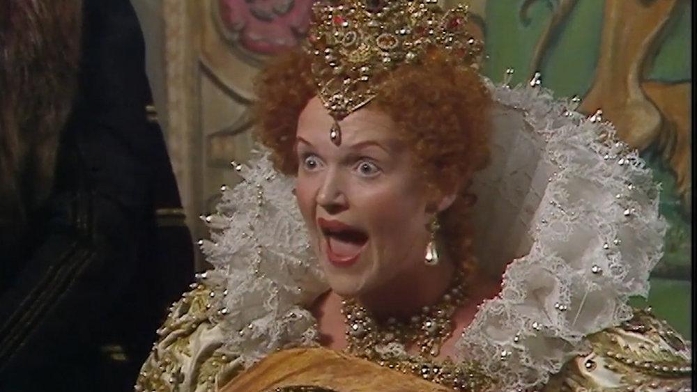 Queenie blackadder