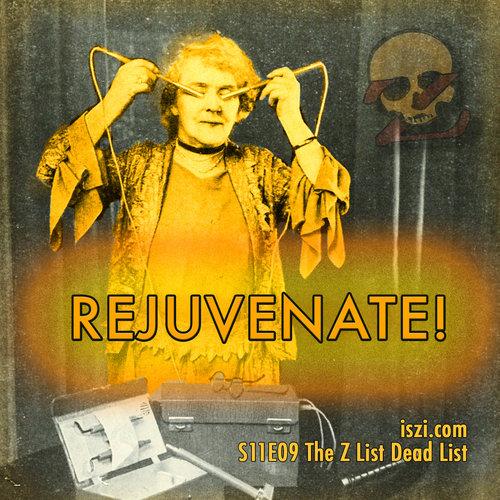 The Z List Dead List — iszi Lawrence