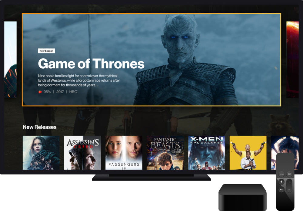 Overview - IPTV is the next iteration of the FiOS platform - creating a connected product ecosystem across all devices. It includes the full Verizon content library, from On Demand to Linear. Fios TV app is a concept to give cord-cutters a new option to stream TV.