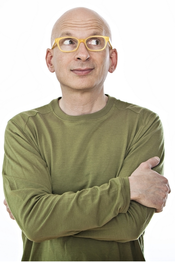 Seth Godin -- author, entrepreneur and master marketer.
