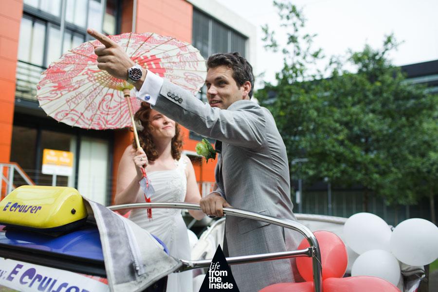 Gertjan & Saskia - trouwfotografie Breda