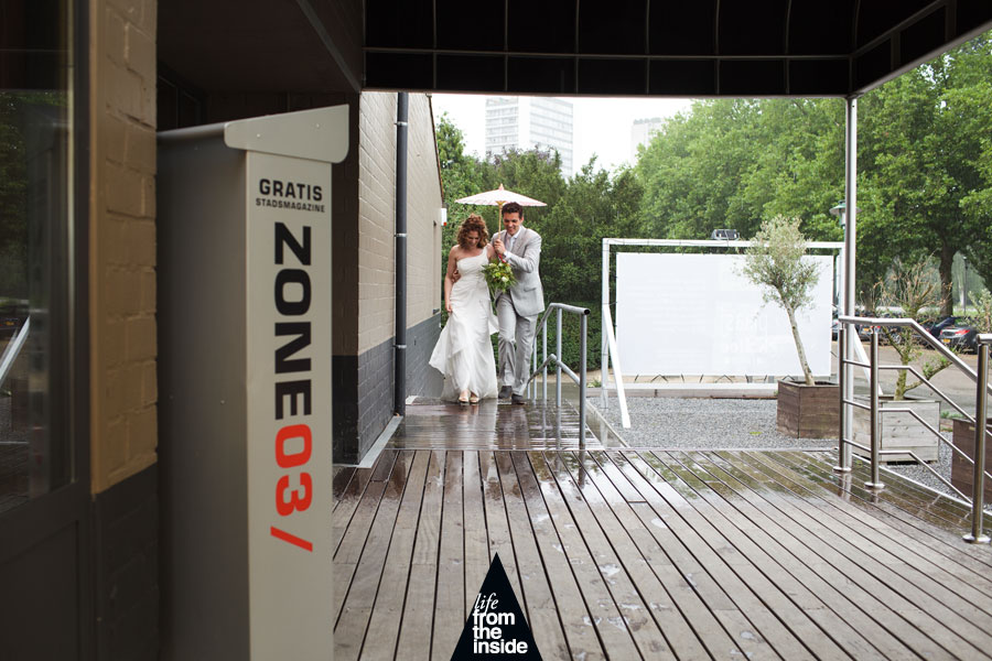 Gertjan & Saskia - Bruiloft Strantwerpen