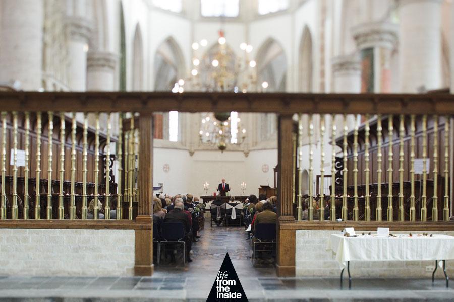 Trouwen in de Grote Kerk in Breda