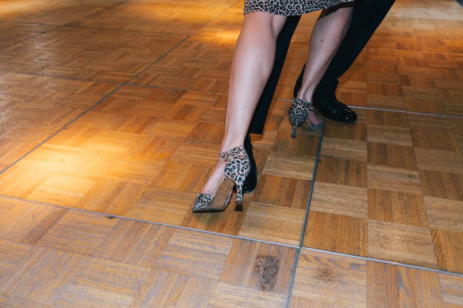 Tango workshop bruiloft