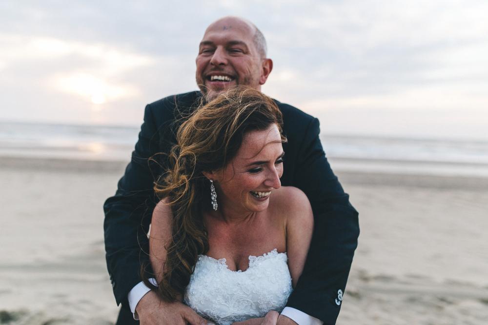 Bruidsfotograaf kerkduin habana beachclub