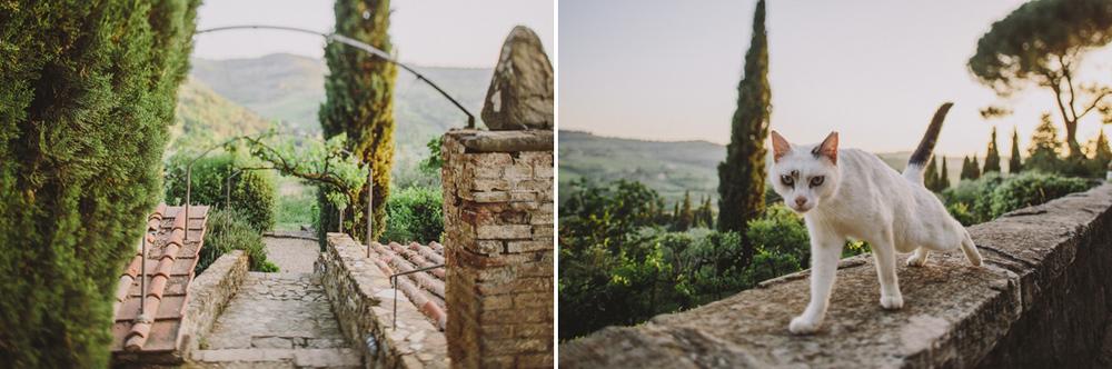 Wedding photography Chianti at Villa Vignamaggio.