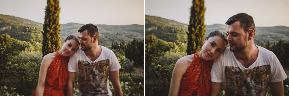 Wedding photography Greve at Villa Vignamaggio.
