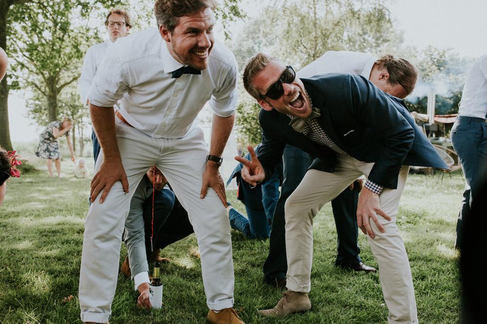 heel veel fun met old skool games op je bruiloft, tips voor rece