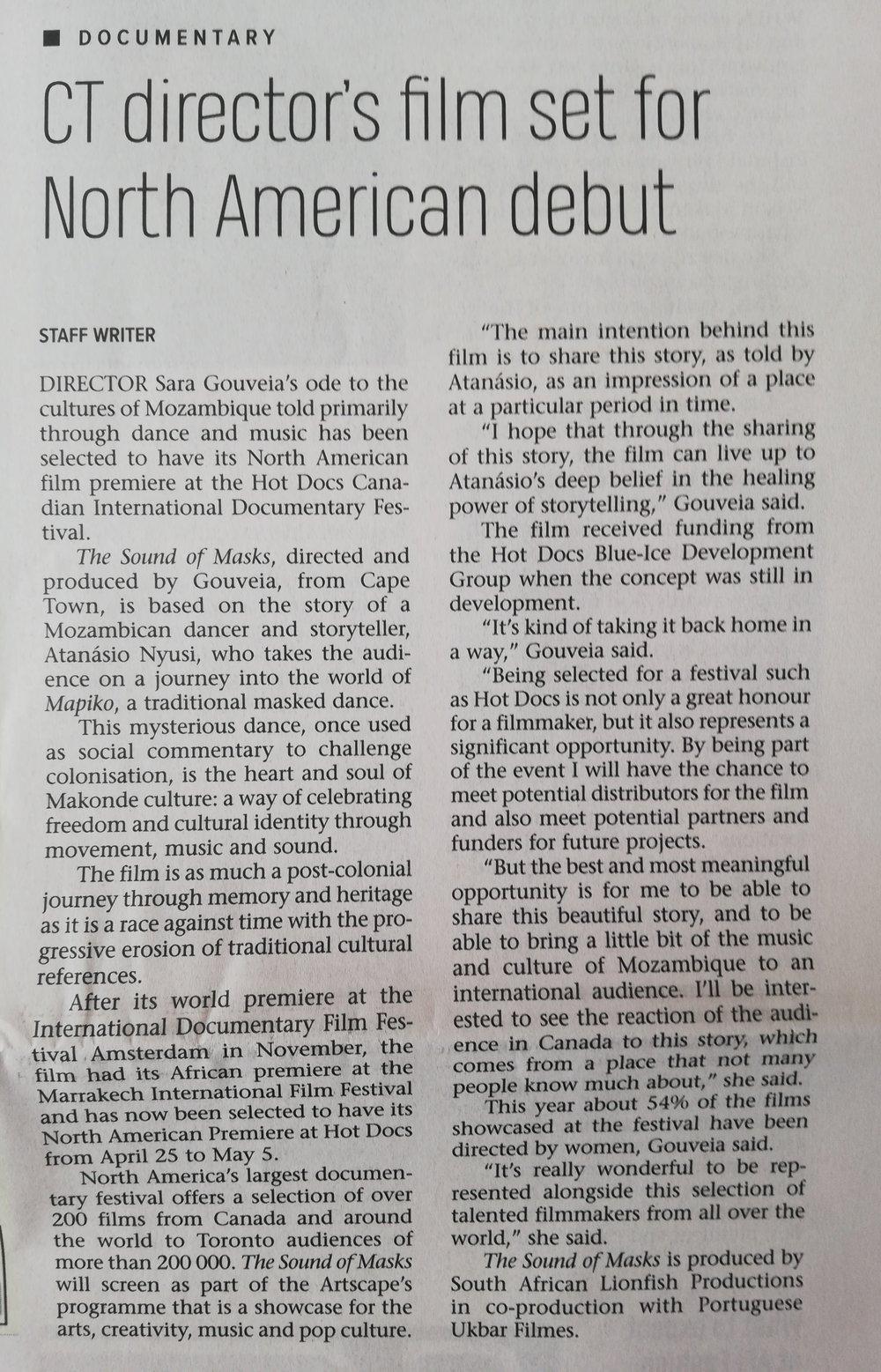 Cape Times 11 Abril 2019.jpg