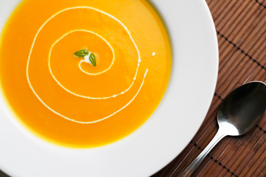 Butternut Squash Soup - Rebecca Katz