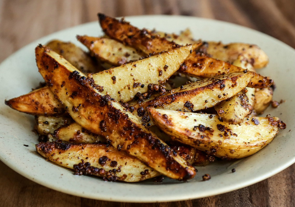 Toasty Spiced Roasted Potatoes