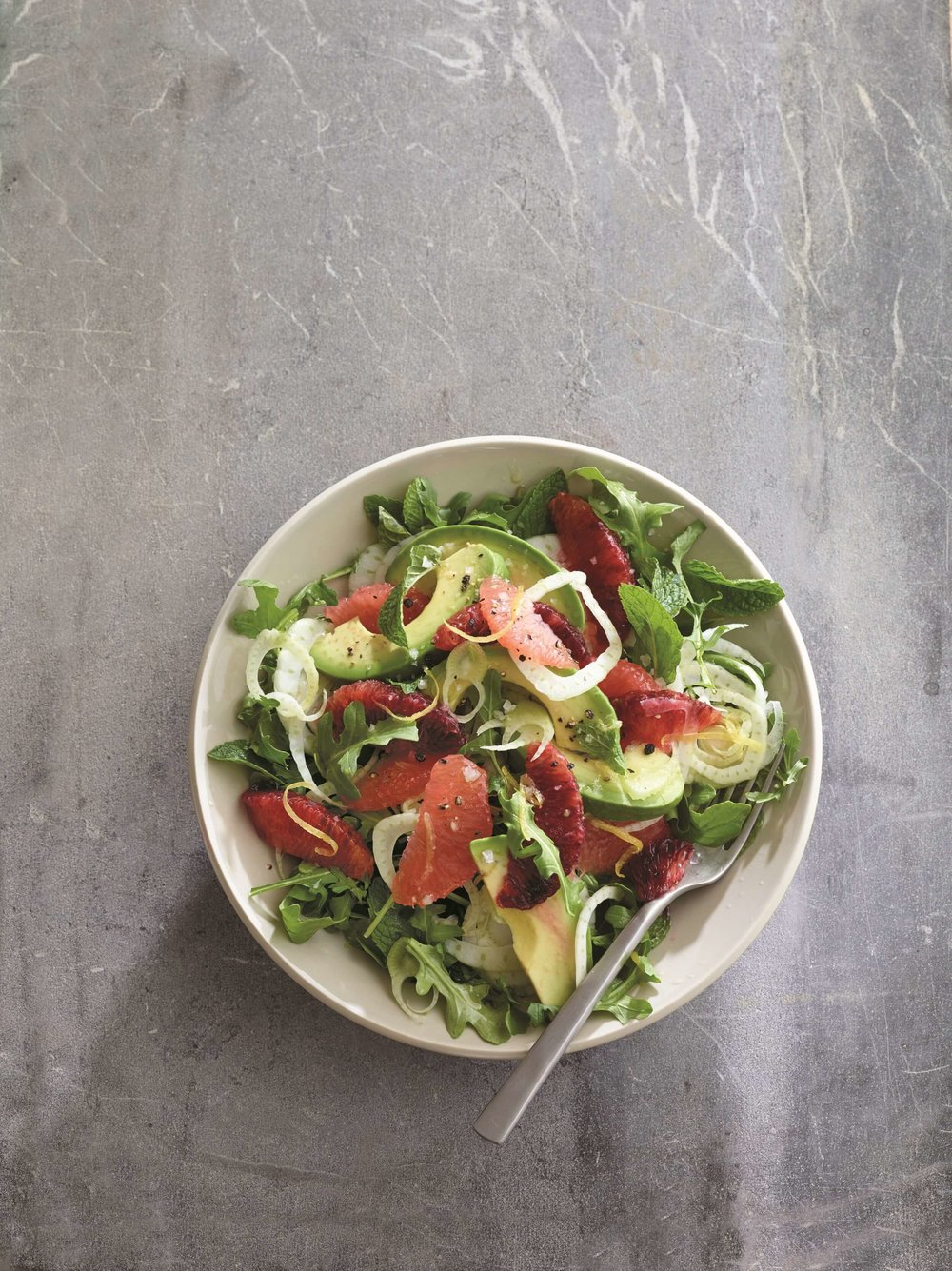 Avocado Citrus Salad - Rebecca Katz