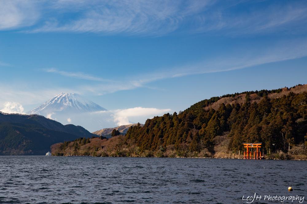 Mount Fuji EVERYWHERE!!!!
