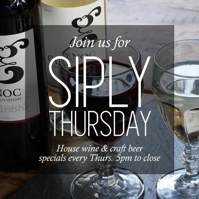 Siply Thursday