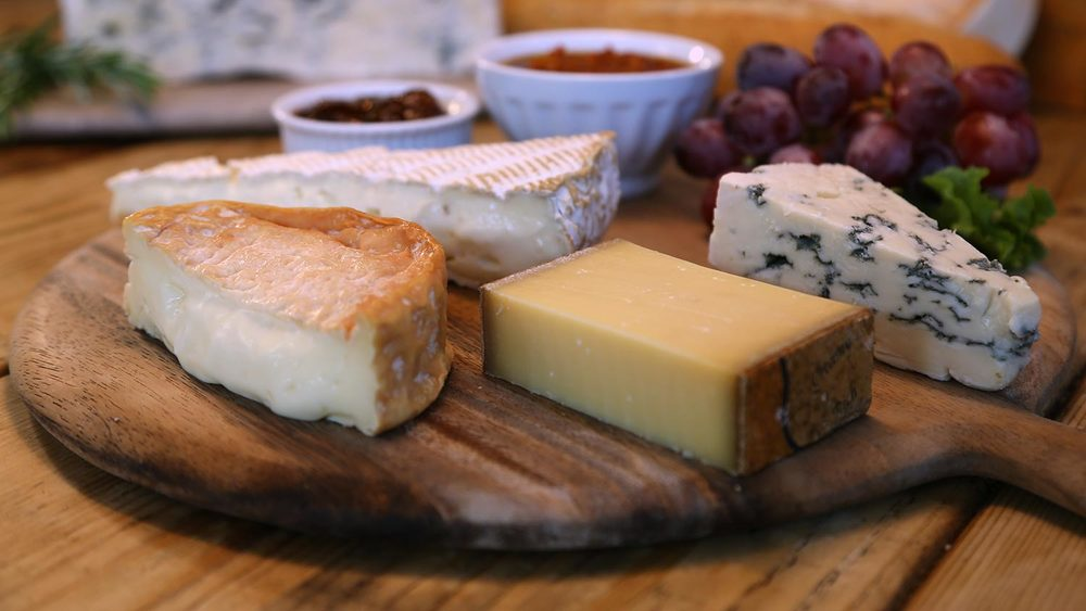 We specialize in Artisanal Cheeses from all over the World