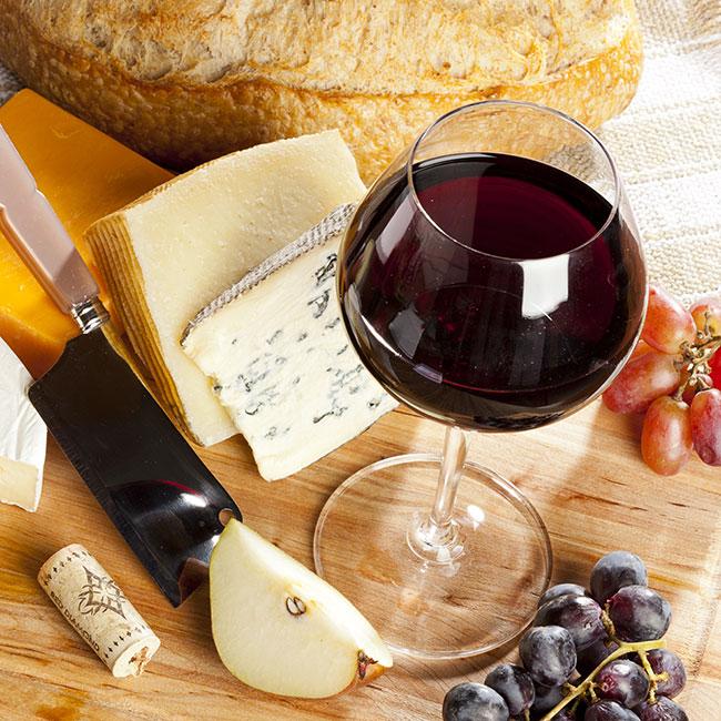 Cheese & Wine Pairing Class
