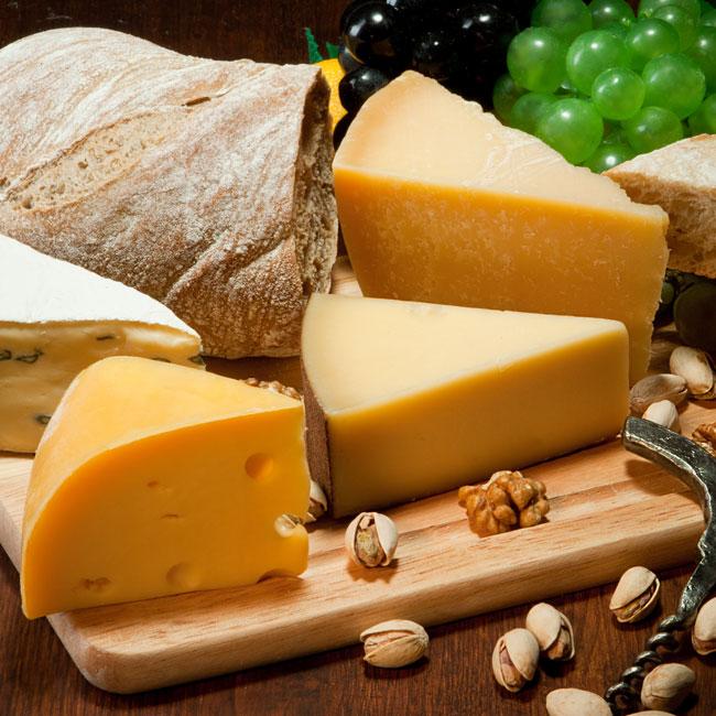 Cheese Tastings in Weston