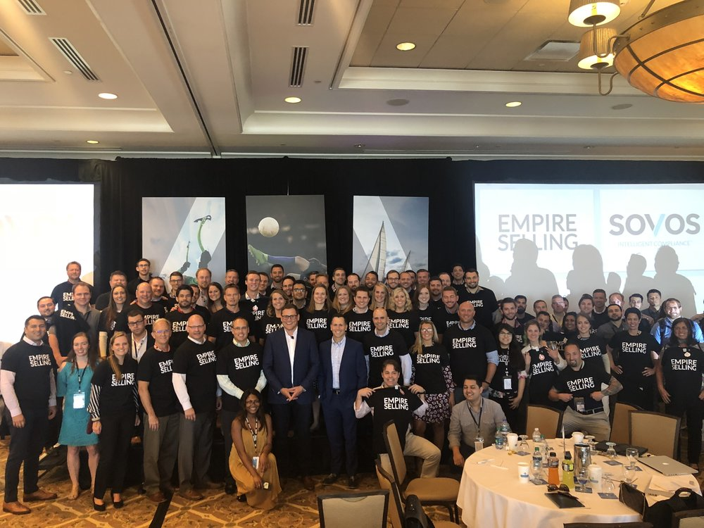 SOVOS Sales Kick-Off 2018