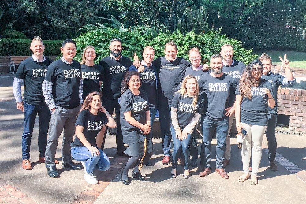 SAP Ariba ANZ Sales Team