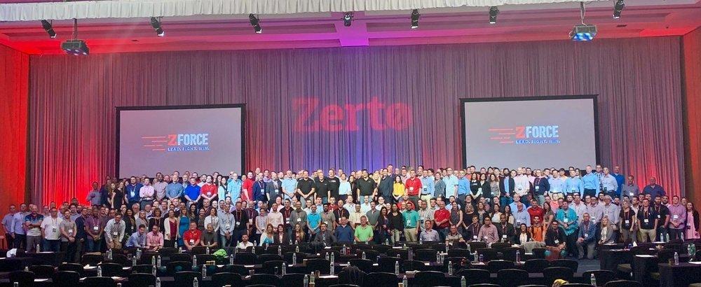 Zerto SKO 2019