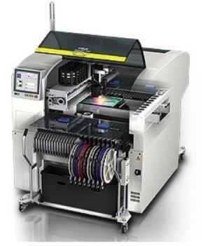 Accutronics' FUJI XPF-W High-Speed SMT Mounter. Click  here  to learn more.