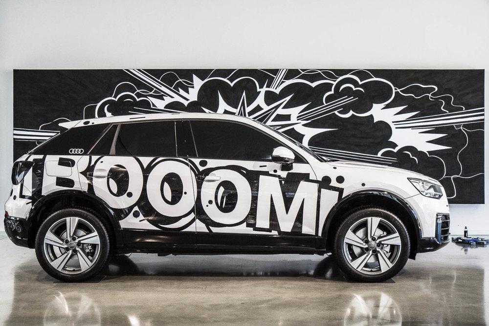 Artwork Concept | Audi Q2