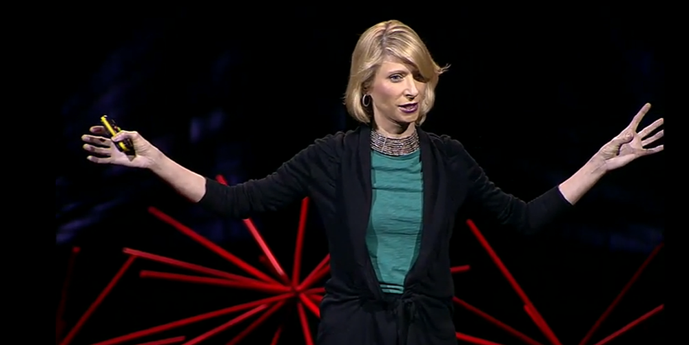 Amy Cuddy at TED talk