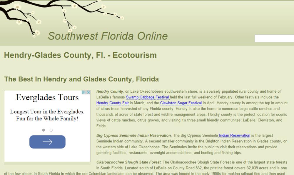 Southwest Florida Online