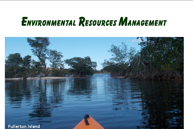 PBC Environmental Resources Management
