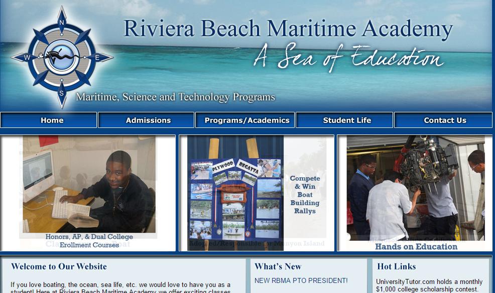 Riviera Beach Maritime Academy