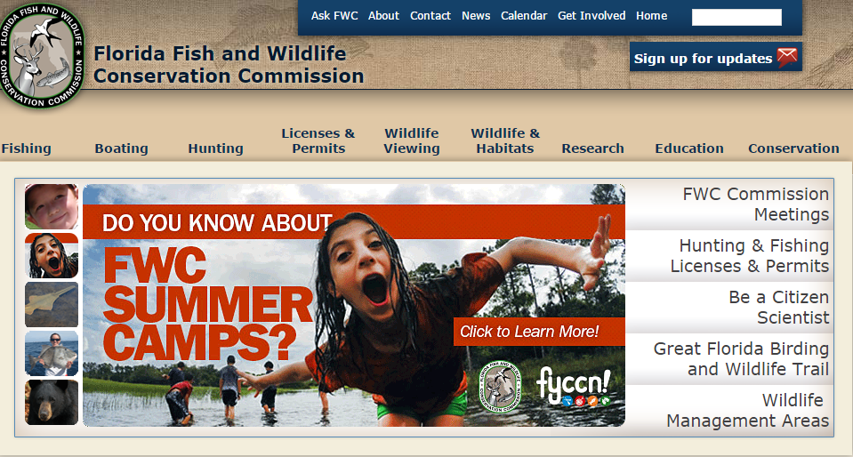 My Florida Fish and Wildlife Conservation Commission